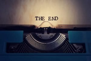 The End of article on novel writing software