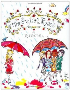 5. Madonna - The English Roses - Children's book