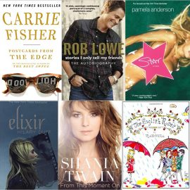 Celebrities You Didn't Know Were Best Selling Authors